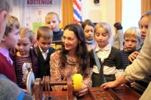 7-й Кубок Александры Костенюк, 18-20 октября 2013, Калининград