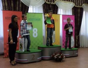 8-й Кубок Александры Костенюк, 31 октября - 2 ноября, 2014, Калининград